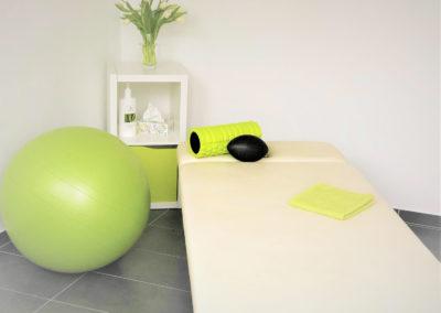 Physiotherapie und Sportphysiotherapie